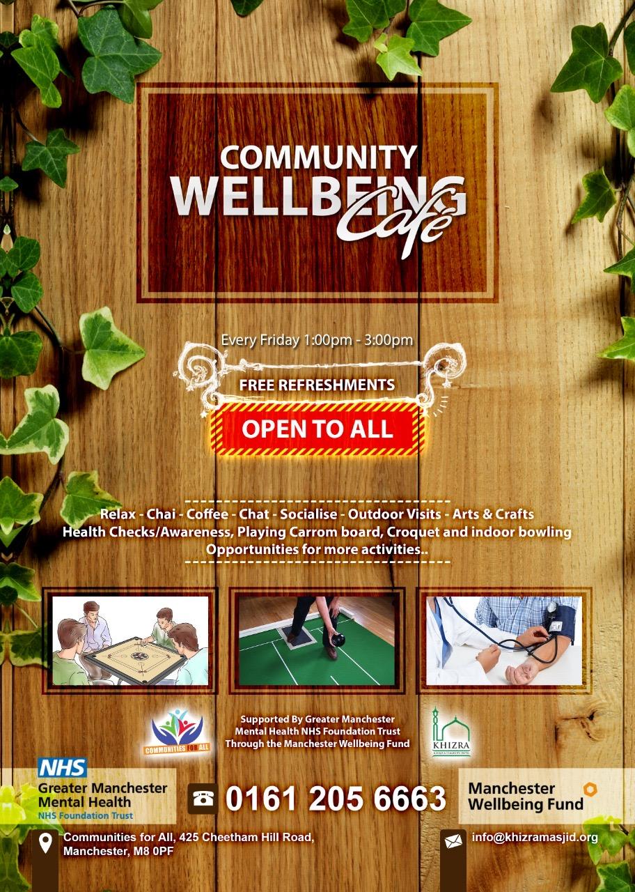 Wellbeing jummah
