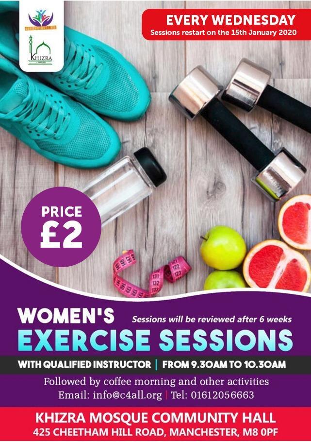 womens pilates £2